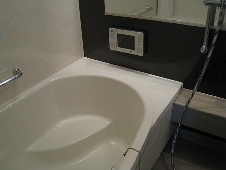 旧・浴室TV