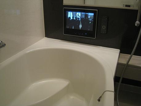 新・浴室TV2