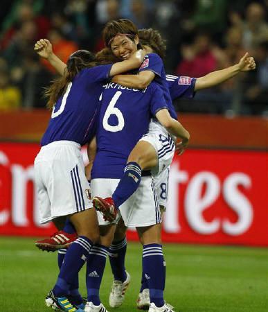 女子サッカーW杯