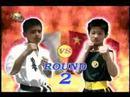 極真空手 vs 少林拳:お互い国内敵無し
