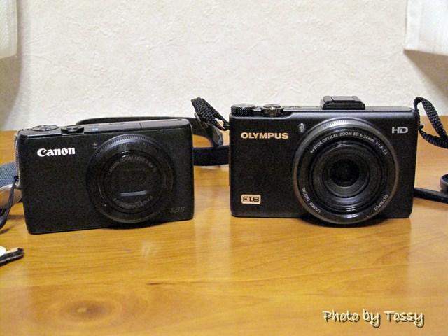S95とXZ-1