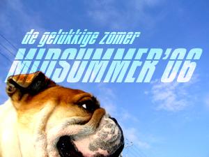 愛すべき全ての人へ・・暑中見舞い申し上げます。