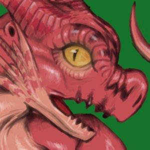 赤ドラゴン