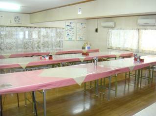 見晴荘食堂1