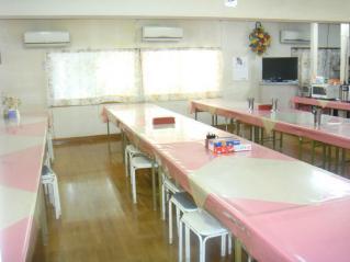 見晴荘食堂2