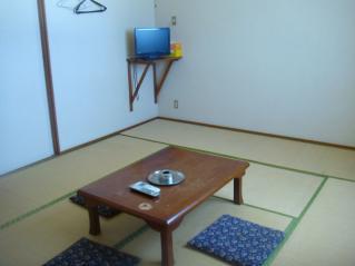 見晴荘部屋1