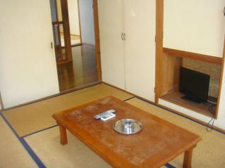 見晴荘部屋4