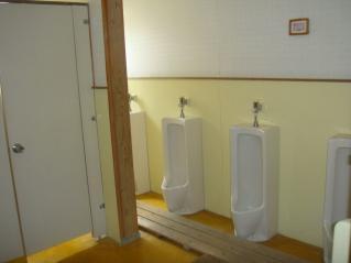 見晴荘トイレ