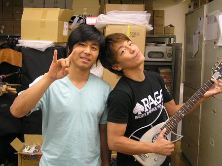 tadashi&tk