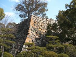 大納戸櫓跡