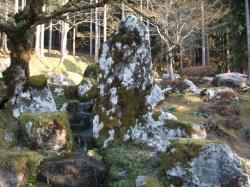 日本一の庭石