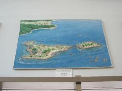 能島城絵図
