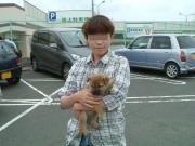 2011/6/19 コロちゃん幸せにね♪
