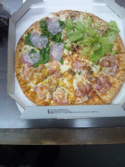 PIZZA Lサイズ