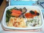 ANA上海行き機内食、エコノミークラス