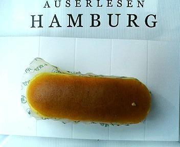 ハンブルグの高原チーズとショコラ