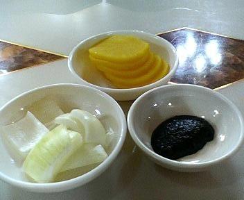 仁川紫禁城のチャジャン麺
