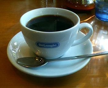 KIKUYACAFEのコーヒー