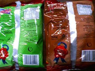 ザンビアのコーン菓子