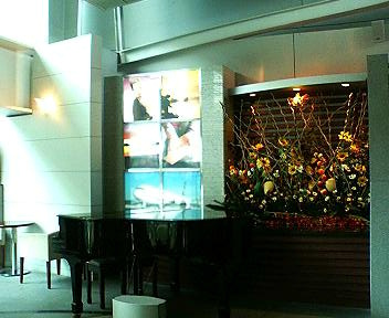 仁川空港アシアナ航空ラウンジ