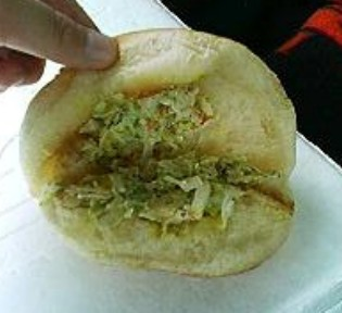 中井パン店のポテトチップ