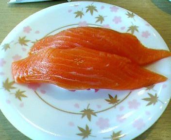 魚一心のサーモン
