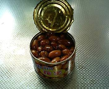 シンガポールの缶詰落花生