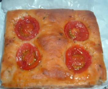 墨繪のトマトパン