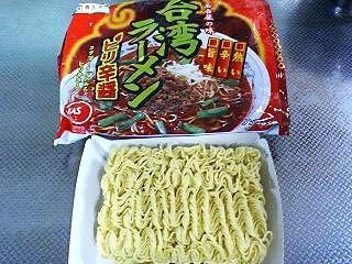 寿がきやの台湾ラーメン