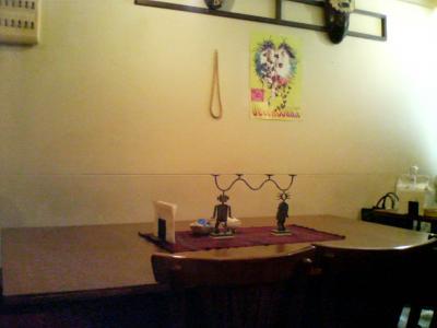 東中野のカフェ