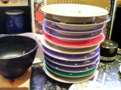 回転寿司8.25