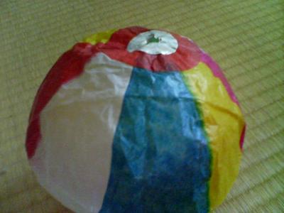 9.30紙風船