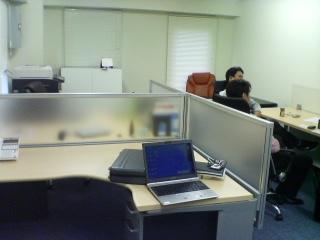 杉本さんの事務所