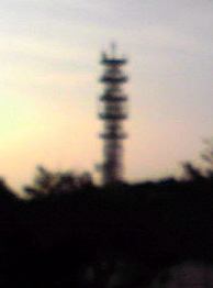地デジ電波塔
