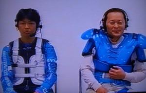準決9R♪上野選手優出!