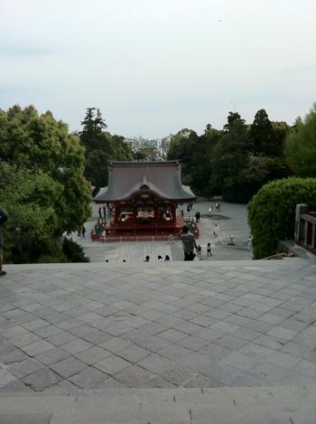 鶴ケ丘八幡宮