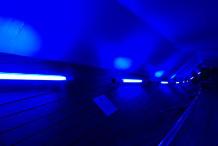 蒼い廊下2