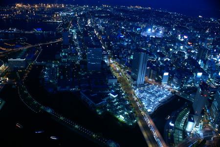 横浜スタジアム方向2