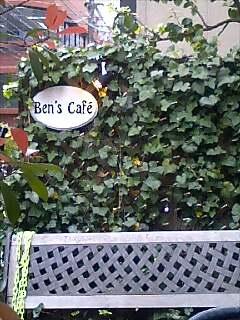 ベンズカフェ