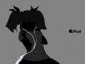 ブラック6号さん (ぱにぽに)
