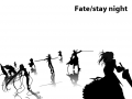 Fate/stay night (PC用壁紙)