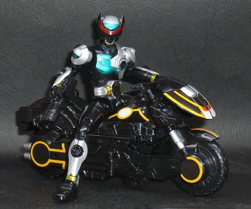 仮面ライダーバース/ライドベンダー マシンバイクモード