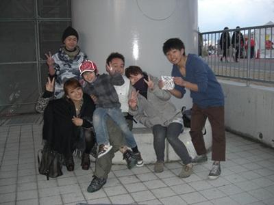 一緒に遊んだ人たちとCIMG5200resized