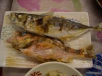 焼き魚も♪