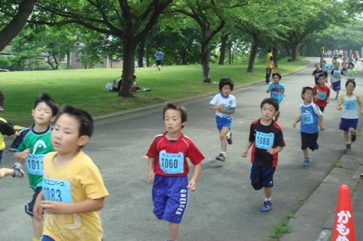 2011八戸ちびっこマラソン