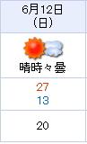 2011.06.12野天気