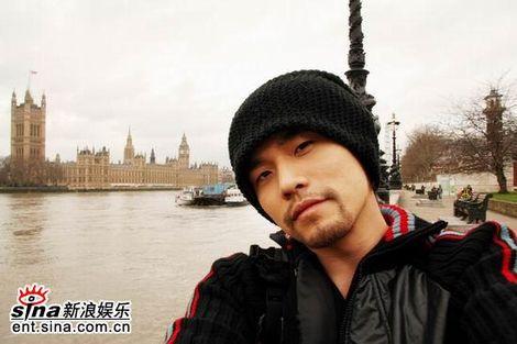 倫敦行きたい・・・