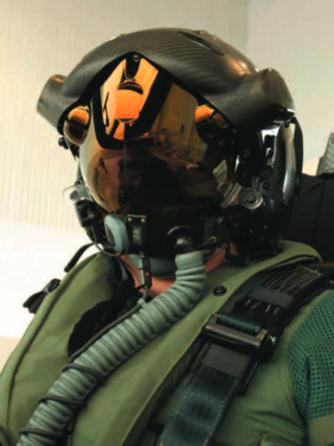 F-35ヘルメット