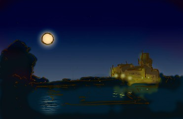 070602に見た夜景のイメージ