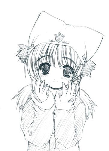 テレ少女01